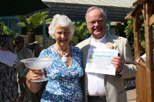 Winner Julie Walton Volunteer of the Year