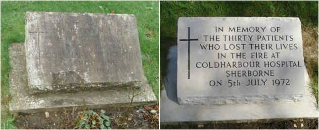Coldharbour memorial